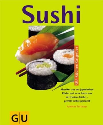 Sushi (GU Küchen-Ratgeber)