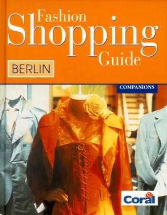 Fashion Shopping Guide, Berlin