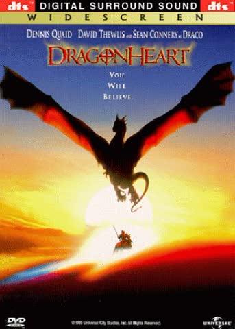 Dragonheart [Import USA Zone 1]