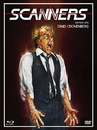 Scanners 1 - Uncut Version [Blu-ray] [Limited Edition]