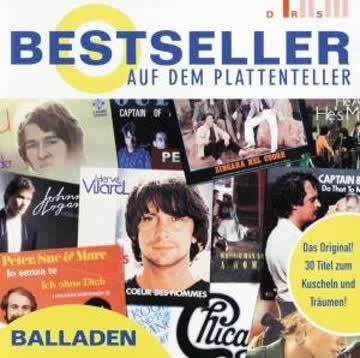 Diverse Oldies - Bestseller Ballads