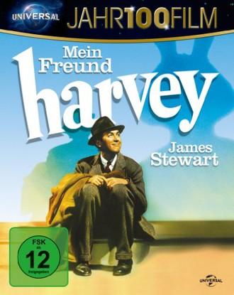 Mein Freund Harvey - Jahr100Film [Blu-ray]