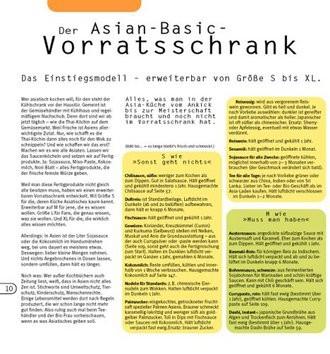 Asian Basics; Alles, Was Man Braucht Fürs Yin Und Yang In Der Küche