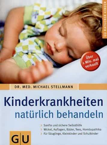 Kinderkrankheiten natürlich behandeln
