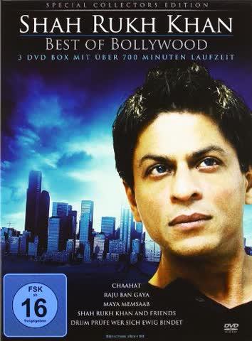 Shahrukh Khan - Best of Bollywood [3 DVDs]