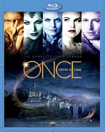 Once Upon a Time: Complete First Season [Blu-ray] [Import]