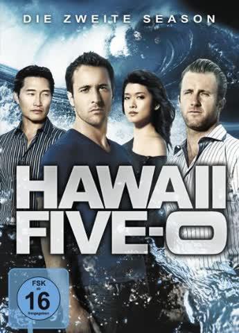 Hawaii Five-O - Die zweite Season [6 DVDs]