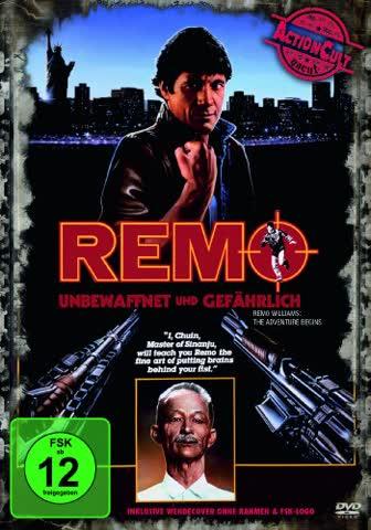 Remo - Unbewaffnet und gefährlich (Uncut, Wave 3)