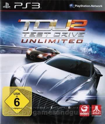 TDU2 - Test Drive Unlimited