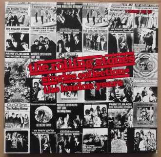 The Rolling Stones - Singels Collection the London Years