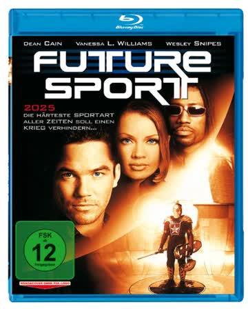 Futuresport [Blu-ray]