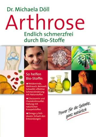 Arthrose: Schmerzfrei durch Biostoffe: Power für die Gelenke