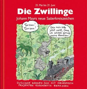 Sternzeichenbücher / Zwilling