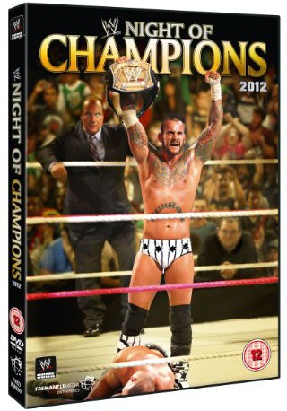WWE: Night Of Champions 2012 [DVD]