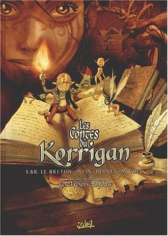 Les contes du korrigan tome 01 les tresors enfouis