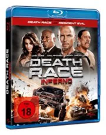 Death Race 3: Inferno(Blu-ray) (FSK 18)