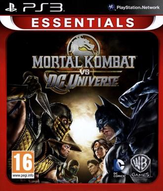 Essentials: Mortal Kombat vs. DC Universe