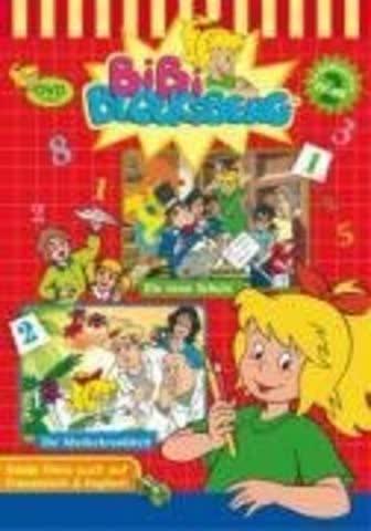 DVD Bibi Blocksberg - Die neue Schule/ Die Mathekrankheit