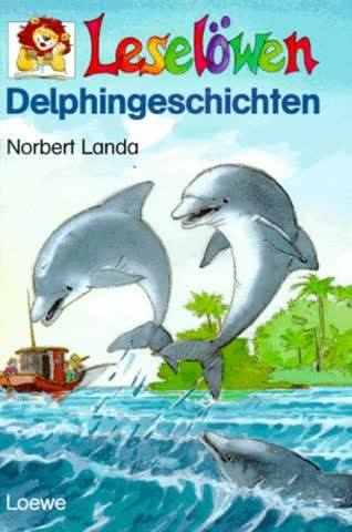 Leselöwen Delphingeschichten