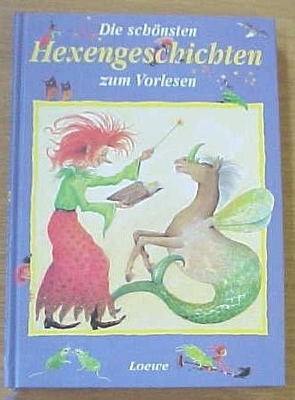Die schönsten Hexengeschichten zum Vorlesen