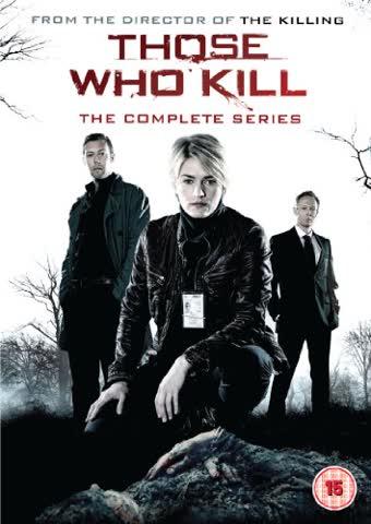 Those Who Kill - Series 1 [DVD] [UK Import]