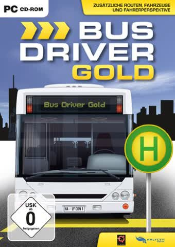 Bus Driver Gold PC HAMMERPREIS [Import germany]