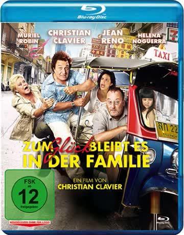 Zum Glück bleibt es in der Familie (Blu-ray)