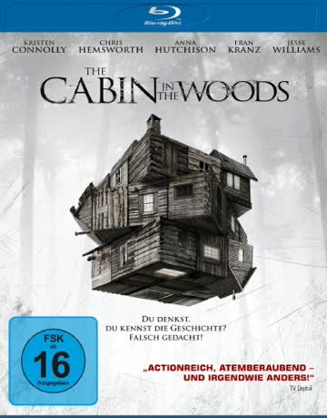 The Cabin in the Woods [Blu-ray]