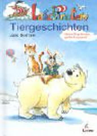LesePiraten, 3. Lesestufe - Tiergeschichten
