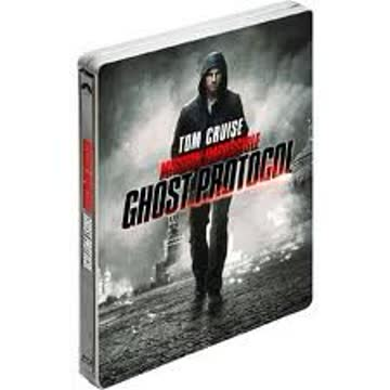 Mission: Impossible - Ghost Protocol (Steelbook)