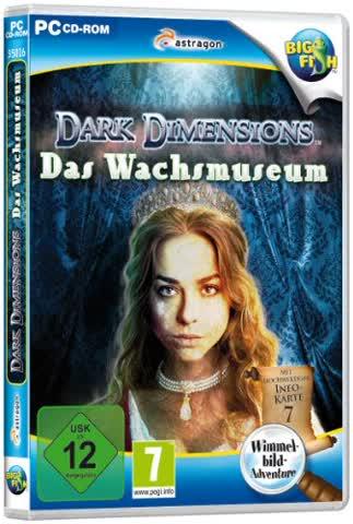 Dark Dimensions 2: Das Wachsmuseum