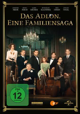 Das Adlon. Eine Familiensaga [3 DVDs]