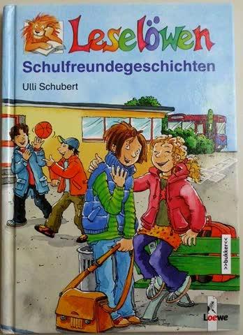 Leselöwen-Schulfreundegeschichten