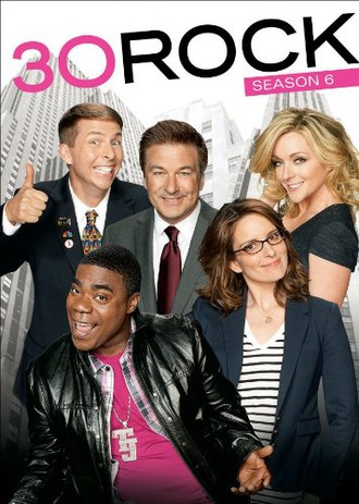 30 Rock: Season Six (US-Import)