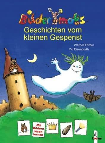 Bildermaus-Geschichten vom kleinen Gespenst