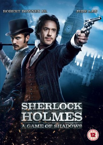 Sherlock Holmes - A Game Of Shadows [DVD]