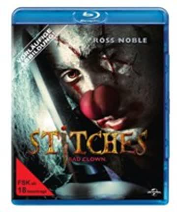 Stitches(Blu-ray) (FSK 18)
