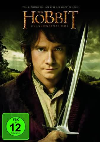Der Hobbit: Eine unerwartete Reise (DVD)