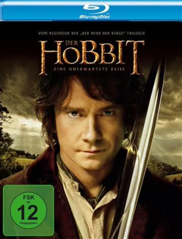 Der Hobbit: Eine unerwartete Reise (Blu-ray)