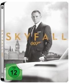 James Bond 007 - Skyfall [Limited Steelbook]