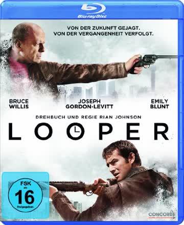 LOOPER (BLU-RAY) - VARIOUS