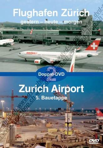 Flughafen Zürich Doppel-DVD