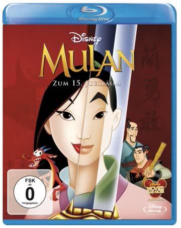 Mulan - Jubiläumsedition [Blu-ray]