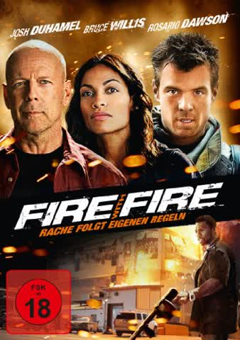 Fire with Fire (DVD) (FSK 18)