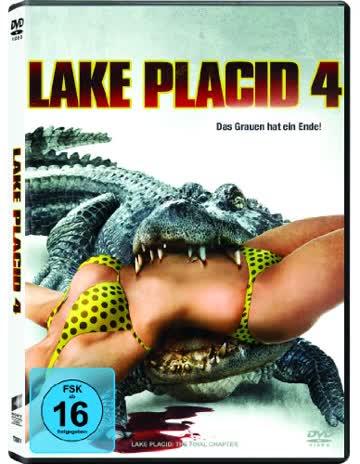 Lake Placid 4 (DVD)