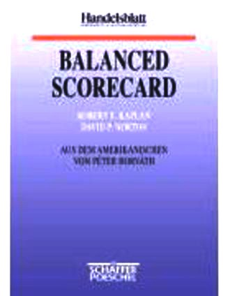 Balanced Scorecard: Strategien erfolgreich umsetzen (Handelsblatt-Bücher)