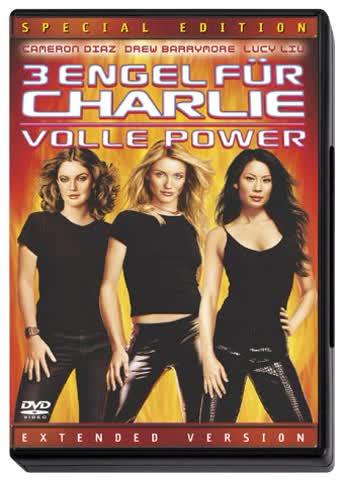 3 Engel fÃr Charlie - Volle Power [Special Edition] [DVD] (2003) Cameron Diaz