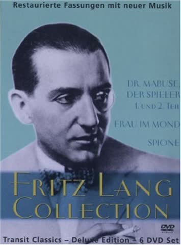 Fritz Lang Collection [6 DVDs]