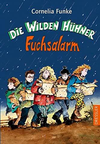 Die Wilden Hühner, Band 03: Fuchsalarm