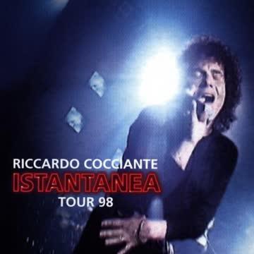 Riccardo Cocciante - Istantanea Tour 98